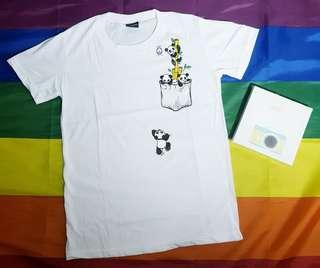 Cute Panda Shirt for sale