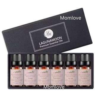 Ready Stock ! Brand New Lagunamoon Aromatherapy Essential Oils Gift Set *Christmas Gift Set*