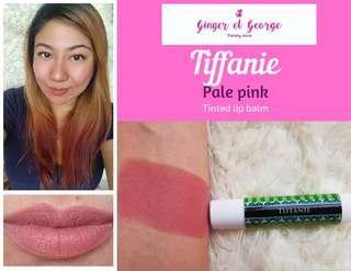 Tinted lip balm updated organic