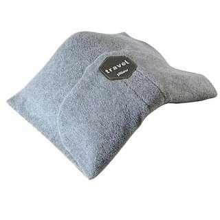🚚 Super Soft Neck Support Travel U Pillow Neck Head Support Scarf Cushion Pad For Flight Rest