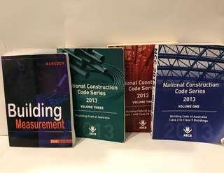 National Construction Code Series Collection