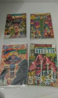 Marvel dc comics sale