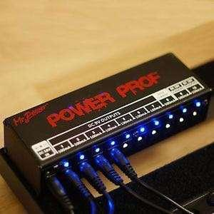 Mr.Power Power Prof 10 Fully Isolated Guitar Pedalboard Power Supply
