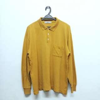 Vintage Playboy Polo Long Sleeve Shirt