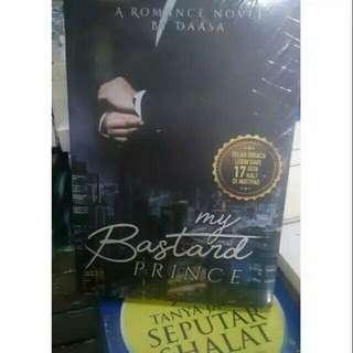 Novel My Bastard Prince