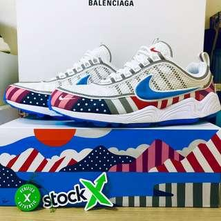 3fe5c372a2fb Nike Parra Air Zoom Spiridon US11 Steal!