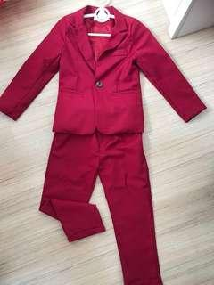 (Price dropped): Boy's Formal Suit (4-6 Years)