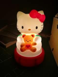 HELLO KITTY Small table lamp
