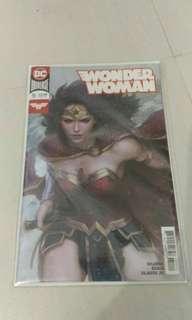 DC Wonder woman Comic