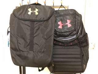 🚚 UA後背包