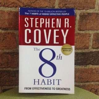 The 8th Habits - Stephen Covey