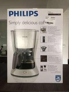 BRAND NEW Philips coffee maker
