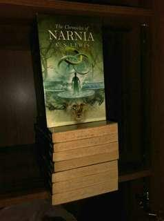 Bundle set - The Chronicles of Narnia