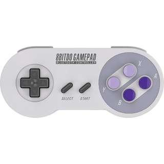 Original 8bitdo SN30 Wireless Bluetooth Controller Dual Classic Joystick for Android PC Mac Linux and Nintendo Switch