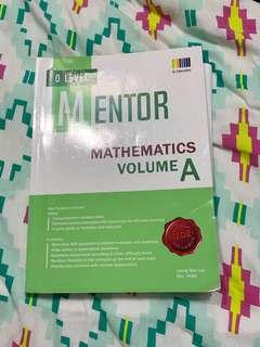 Mentor O level mathematics volume a assessment book