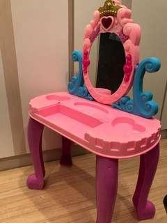 Girl's dresser