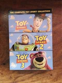 Toys Story DVD Collection