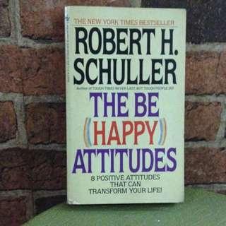 Robert Schuller - The Be Happy Attitudes