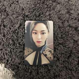 AOA - Seolhyun Photocard