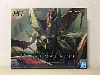 HG The Great Mazinger Z