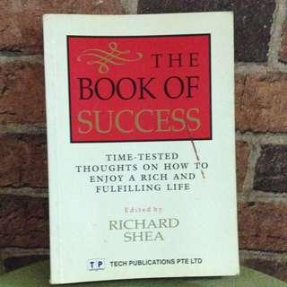 The Book Of Success