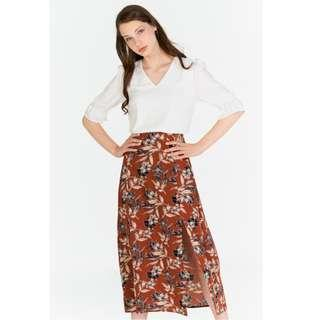 TCL Tianna Floral Printed Skorts
