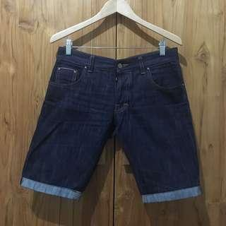Roother Rig Selvage Short Pants