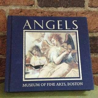 Angels Address Book From Boston Museum