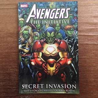 Avengers The Initiative - Secret Invasion