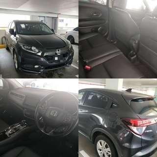 Grab/ryde/URGE Honda Vezel Hybrid