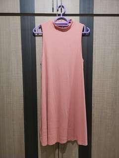 [BN] TOPSHOP salmon pink dress