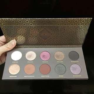 Authentic Zoeva Cocoa Blend Eyeshadow Pallete