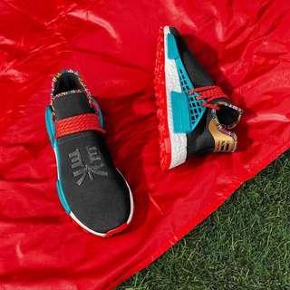 US4-14 Adidas NMD Pharrell Williams Black Solar Inspiration Pack