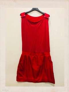 P&P Red Dress