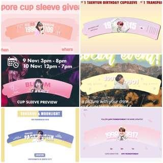 looking for cupsleeves