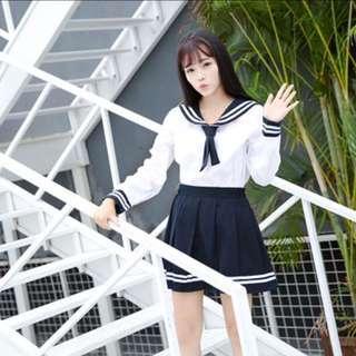 Japan school uniform (size M/ L)
