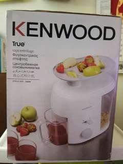 KENWOOD centrifugal juicer 離心搾汁機