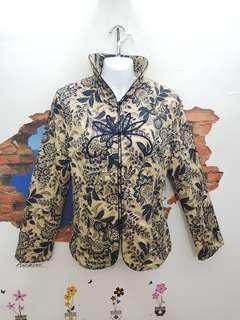 🚚 立領中國風綿外套《秋冬裝》