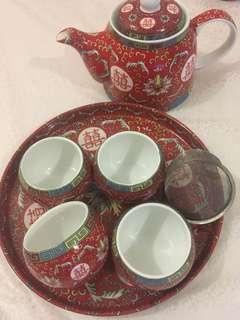 結婚物資-敬茶茶具