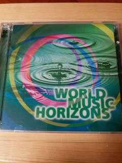 World music horizons 双碟