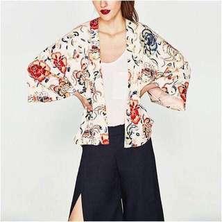 Zara inspire Kimono