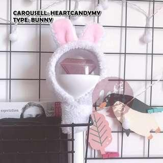 [READY STOCK] Bunny Caratbong Cover (SEVENTEEN lightstick)