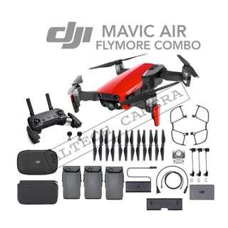 (SALES) DJI Mavic Air Fly More Combo