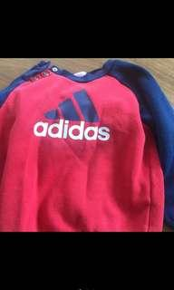 🚚 Adidas 愛迪達兒童套裝