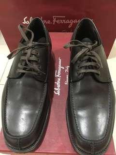 Authentic Salvatore Ferragamo Formal Shoes #SINGLES1111