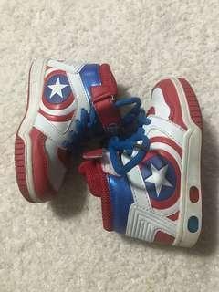 Marvel Captain America Shoes