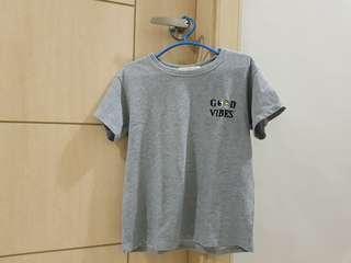 GTW Good vibes shirt
