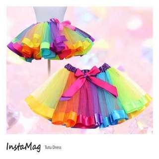🚚 * INSTOCK* Tutu Skirt for kids