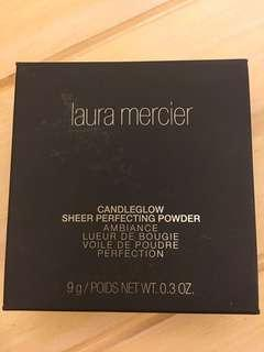 🚚 Laura Mercier 燭光聚焦亮采餅 全新 百貨正品