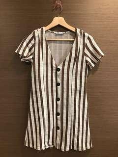 🚚 Zara 全新 S 洋裝